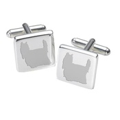 WithLoveFrom - Cufflinks - Yorkshire Terrier