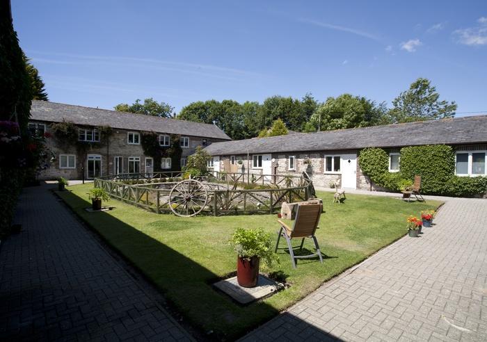 Anglebury Cottage - Greenwood Grange, Dorset 1