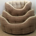 Windsor Tweed Dog Bed 3