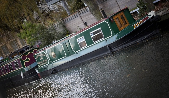The Narrow Boat Pub London 4