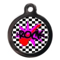 Rock Pet ID Tag