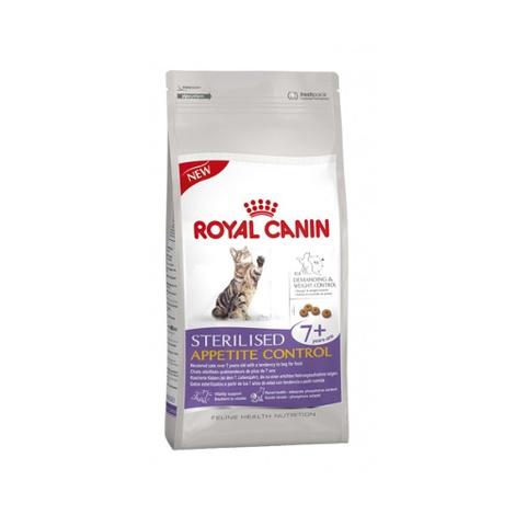 Sterilised Appetite Control 7+ Cat Food