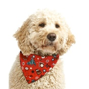 Pet Pooch Boutique - Christmas Cheer Dog Bandana