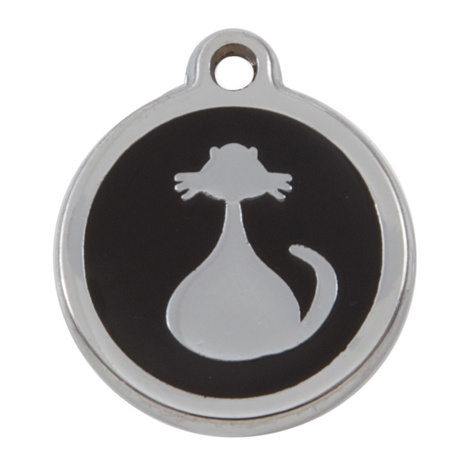 My Sweetie Black Cat Pet ID Tag