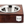 Chestnut Solo Dog Bowl 2