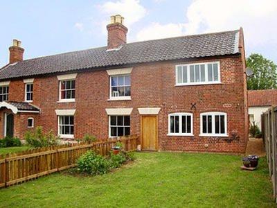 Wheelwright's Cottage, Suffolk, Rumburgh