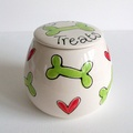 Personalised Treat Jar 5