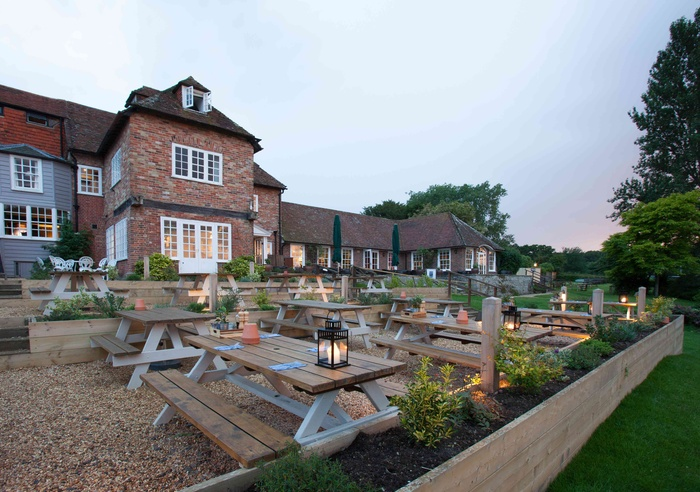 The Master Builder's Hotel, Hampshire 1
