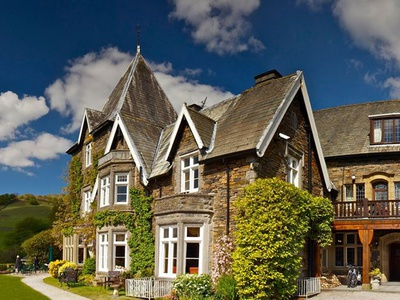 Holbeck Ghyll, Lake District, Windermere