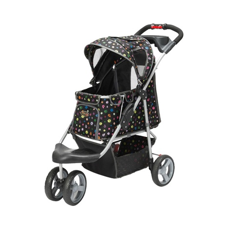Precious Buggy for Dogs - Black