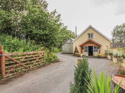 Cariad Cottage, Ceredigion, Aberaeron