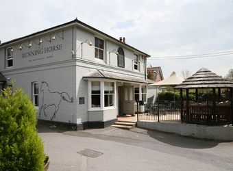 The Running Horse, Hampshire