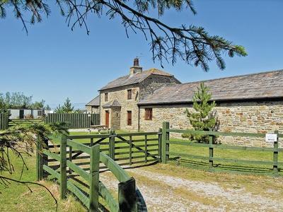 Inglenook Cottage, Flintshire, Gwespyr