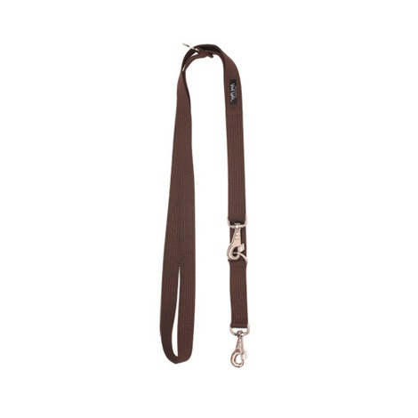 Ami Play Cotton 6 in 1 Dog Lead – Brown