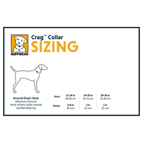 Crag Collar - Twilight Grey 4