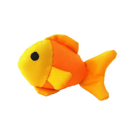 BecoPlush Fish Cat Toy