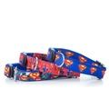 "Superman Dog Collar 1"" Width 3"