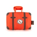 Squeaky Suitcase Dog Toy 2