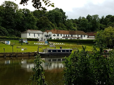 Shillingford Bridge Hotel, Oxfordshire, Wallingford