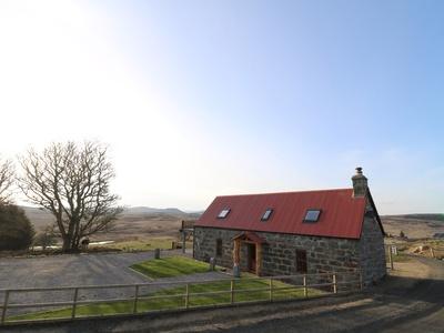 Kestrel Cottage, Highland, Rogart
