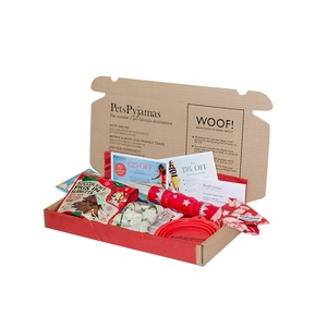 Packed with perfect presents for small or medium dogs, our Christmas treat boxes are the perfect gift