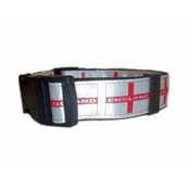 Zukie Style - England St George Dog Collar