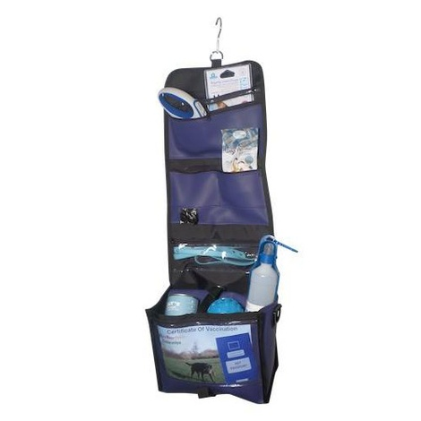 Stay Over Rover Dog Holdall – Blue 2