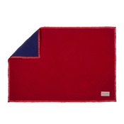 Bowl&Bone Republic - Royal Dog Blanket - Red & Navy
