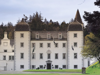 Barony Castle Hotel, Scottish Borders, Peebles