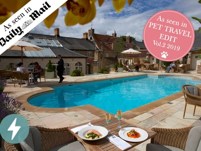 Feversham Arms Hotel, Yorkshire, Helmsley