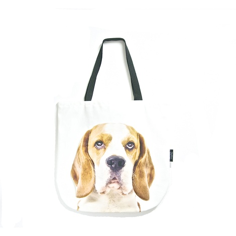 Churchill the Beagle Dog Bag