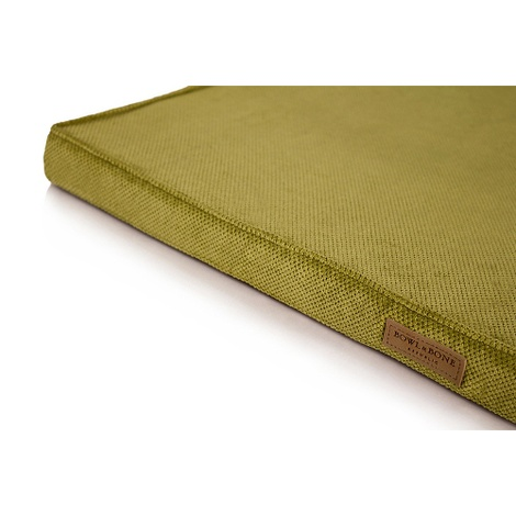 Olive Foam Dog Mat 2