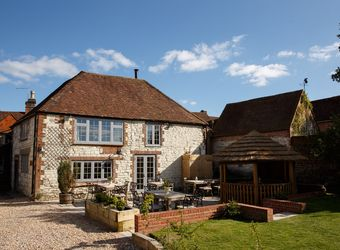 The White Hart in South Harting, West Sussex