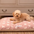M&H Old Rose Pillow Bed  4