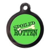 PS Pet Tags - Spoiled Rotten Dog ID Tag