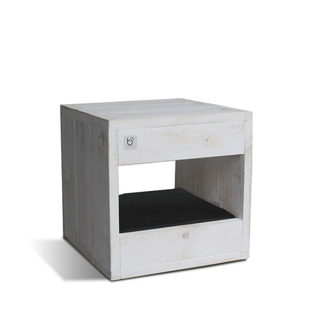 Bloq Beach Pet Bed & Side Table 6