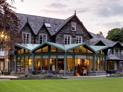 Rothay Garden Hotel, Lake District, Grasmere