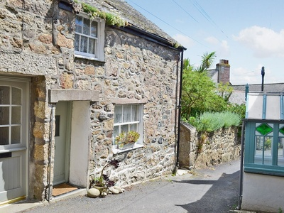 Green Man Cottage, Cornwall, Mousehole