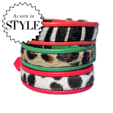 Safari Cat Collars