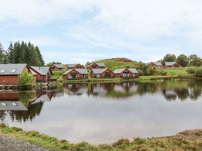 Burnside Lodge, Perth and Kinross, Aberfeldy