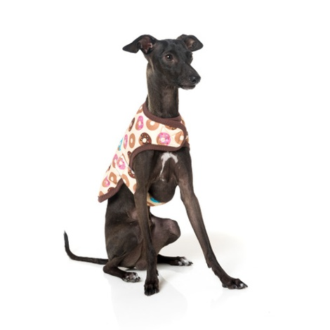 Go Nuts Wrap Dog Coat 2