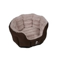 Fabriano Oval Dog Bed