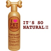 Pet Head - Oatmeal Natural Shampoo