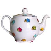 Laura Lee Designs - Sheep Print 4 Cup Teapot