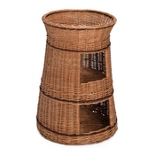 Prestige Wicker - Wicker Three Tier Cat Basket