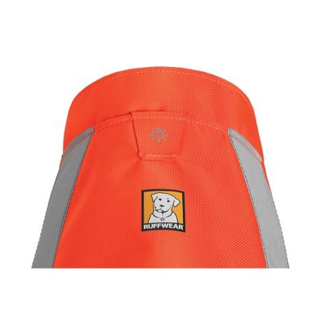 Track Jacket - Blaze Orange 2