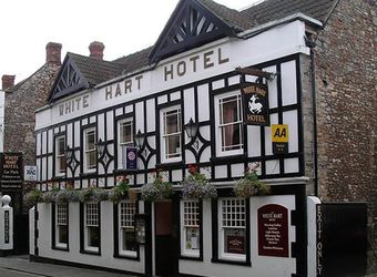 The White Hart Hotel, Somerset