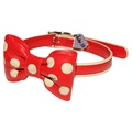 Polka Dot Collar With Bow 2