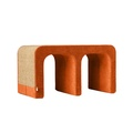 Scratching Post - Letter M - Orange