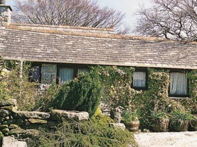 Cross Cottage, Cornwall, Saint Breward